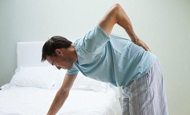 Thoát vị đĩa đệm cột sống thắt lưng có thể gây ra những biến chứng nặng nề