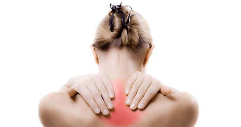 Cách xoa bóp lưng trên để làm dịu cơn đau