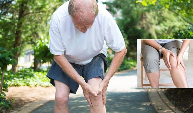 Triệu chứng đau đầu gối ở người già