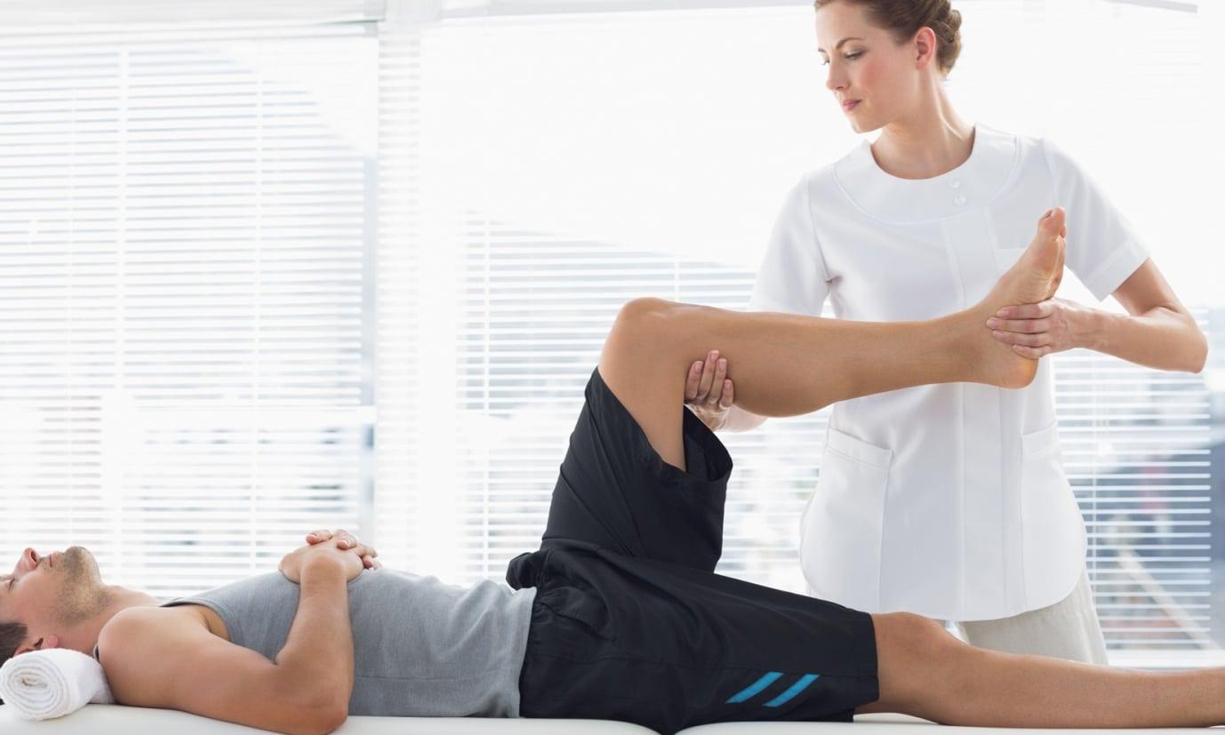 Vật lý trị liệu hỗ trợ bệnh nhân bị bệnh xương khớp phục hồi nhanh hơn.