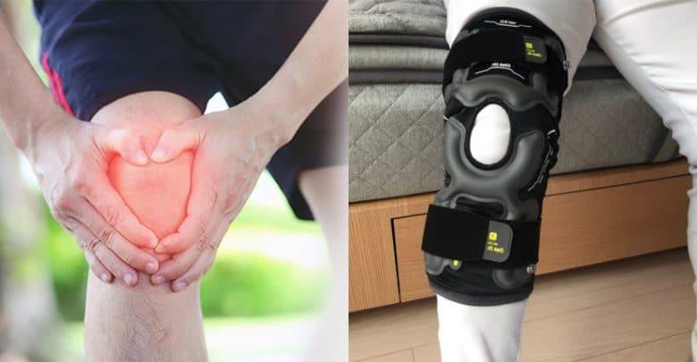 Một số đai bảo vệ khớp gối rất hiệu quả trong phục hồi sau chấn thương