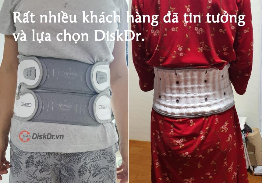Rất nhiều khách hàng đã tin tưởng và lựa chọn DiskDr.