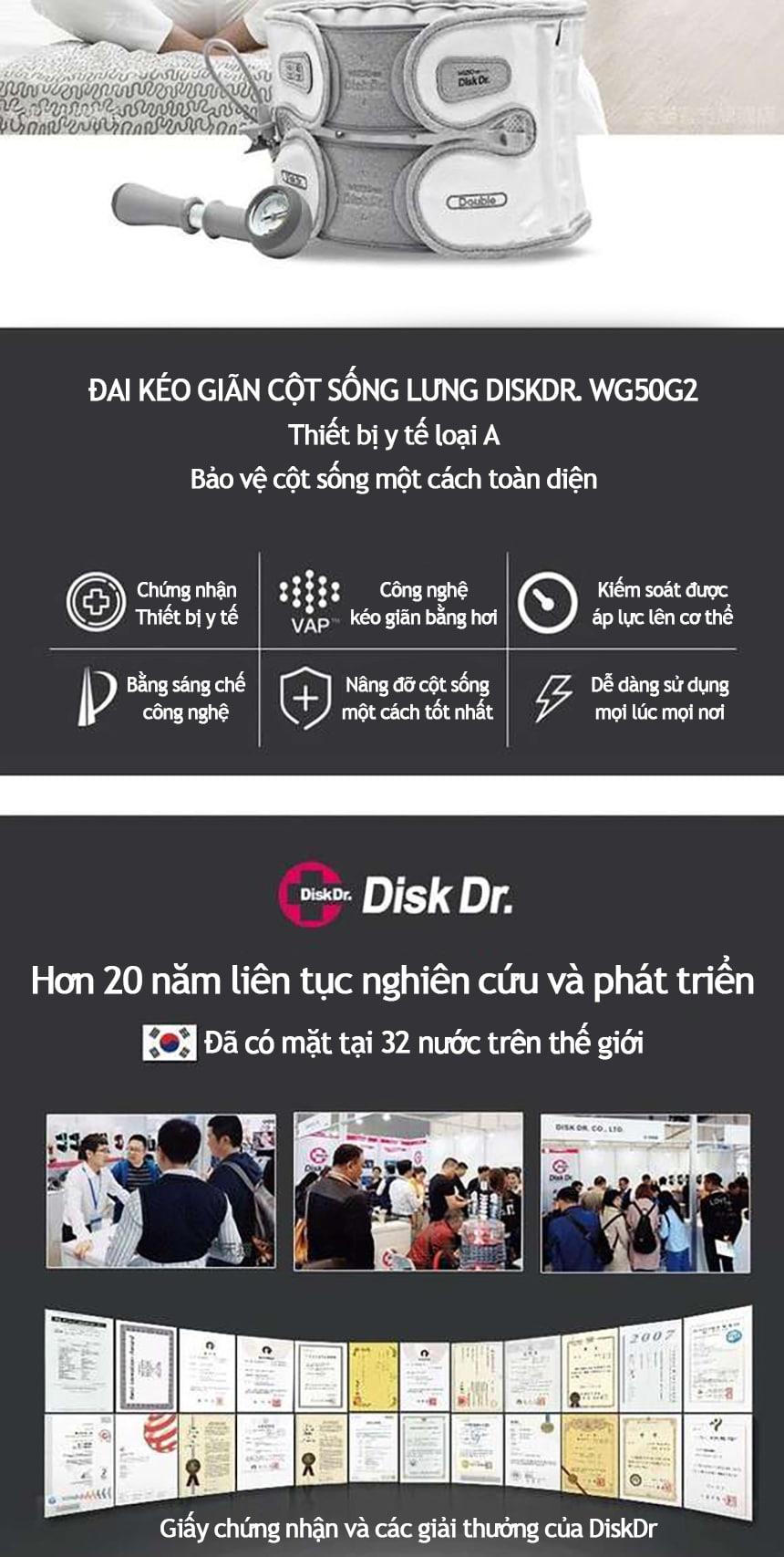 DiskDr đã có mặt tại 32 nước trên thế giới