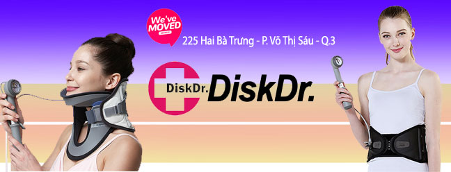 DiskDr TP HCM chuyển địa điểm về 225 Hai Bà Trưng - P. Võ Thị Sáu - Q.3 - Địa chỉ cũ 436 Hai Bà Trưng - P. Tân Định - Q.1 sẽ dừng hoạt động